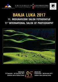 PLAKAT - 11.Međunarodni salon fotografije BANJALUKA 2017_resize
