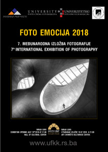 FOTO EMOCIJA 2018 - PLAKAT
