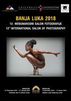 PLAKAT - 12. Međunarodni salon fotografije BANJA LUKA 2018_resize