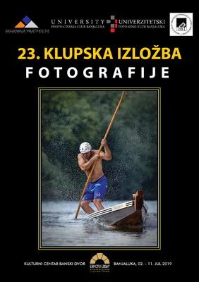 Plakat - 23. KLUPSKA IZLOŽBA_resize