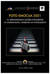 Plakat - FOTO EMOCIJA 2021